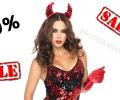 HALLOWEEN 10% korting op alle Sextoys en erotische kleding