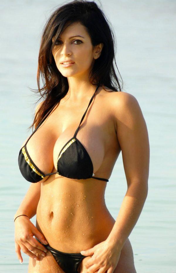 Brunette amateur milf erin big tits