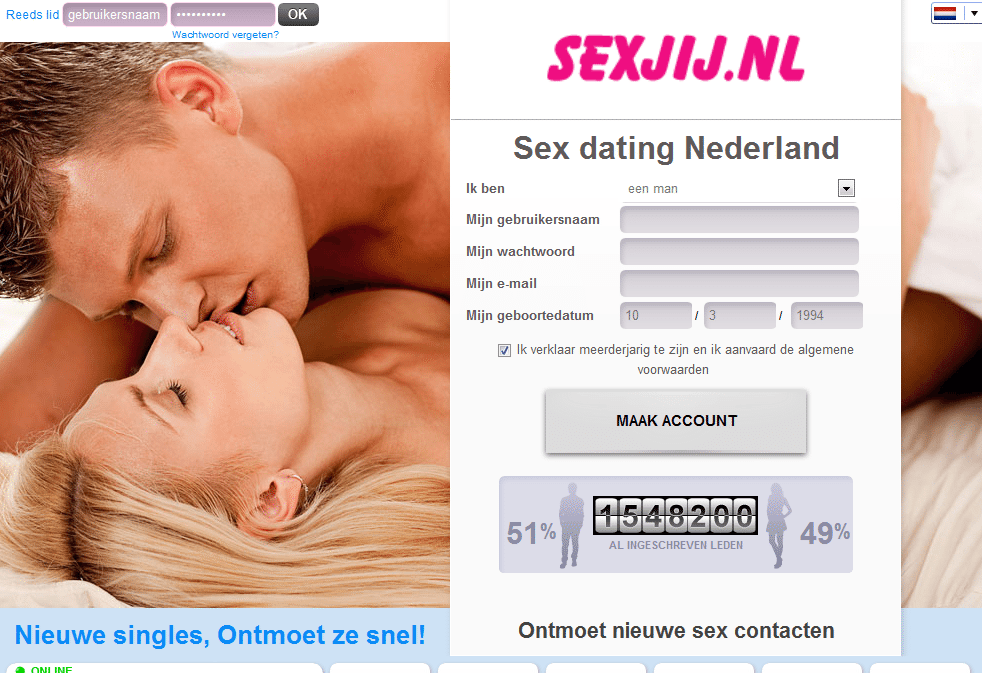 sex jong en oud sex dates nederland