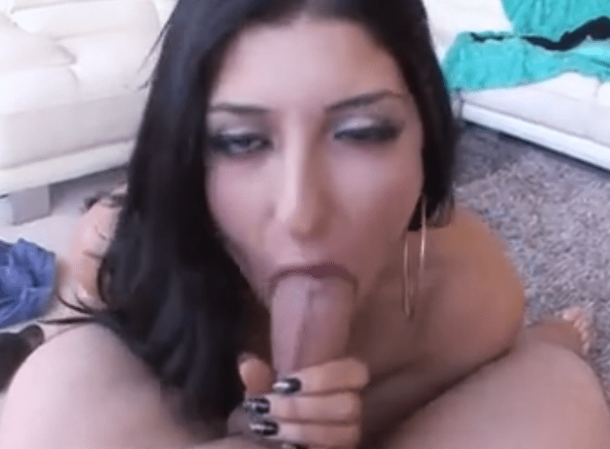 Wake up blowjob video