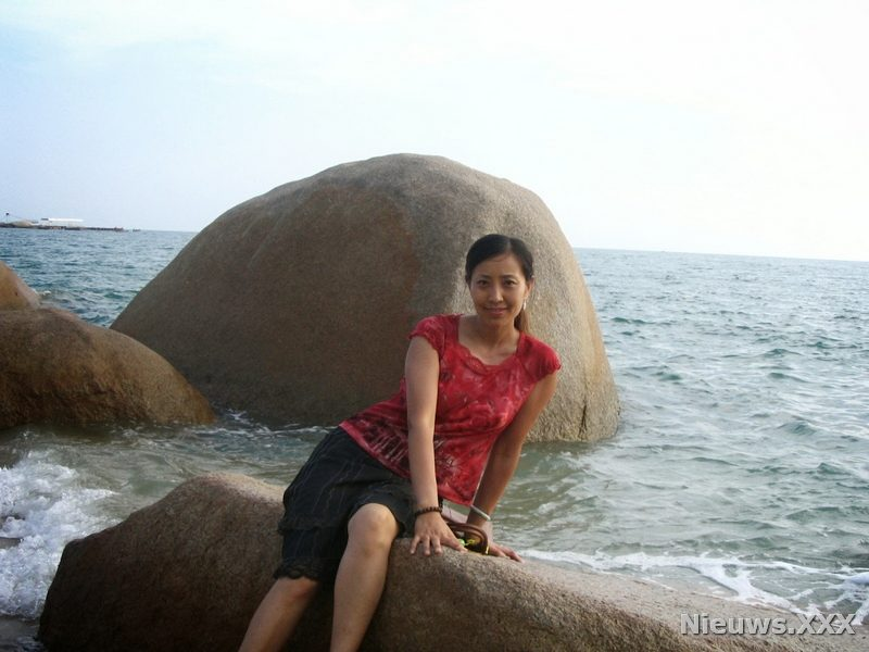 Chinese vrouw