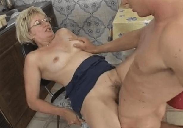 Oma sex porno