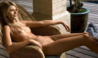Gwyneth Paltrow nude in movie