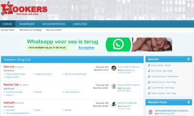 Hookers.nl gekraakt door hacker
