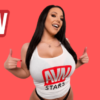 AVN winner Angela White